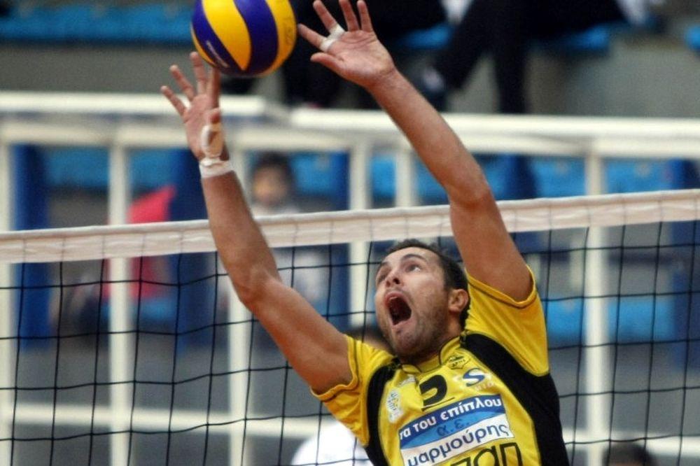 Πρωταθλητές Ρουμανίας οι Τερζής και Σαρικεΐσογλου