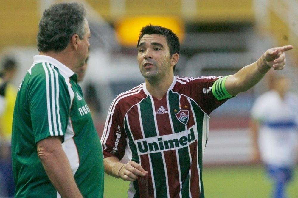 Ανταλλάζει το Champions League για το Λιμπερταδόρες ο Ντέκο!