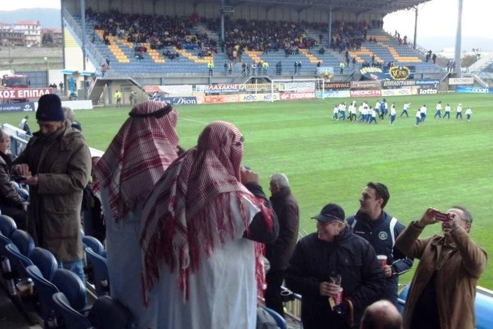 Δύο... Άραβες στην Τρίπολη