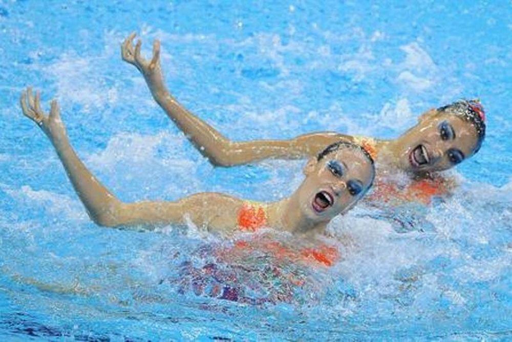 Με το ένα πόδι στους Ολυμπιακούς Αγώνες η συγχρονισμένη