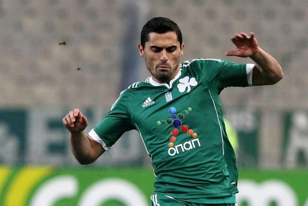 Σπυρόπουλος: «Στο γήπεδο δεν σκεφτόμαστε τα προβλήματα»