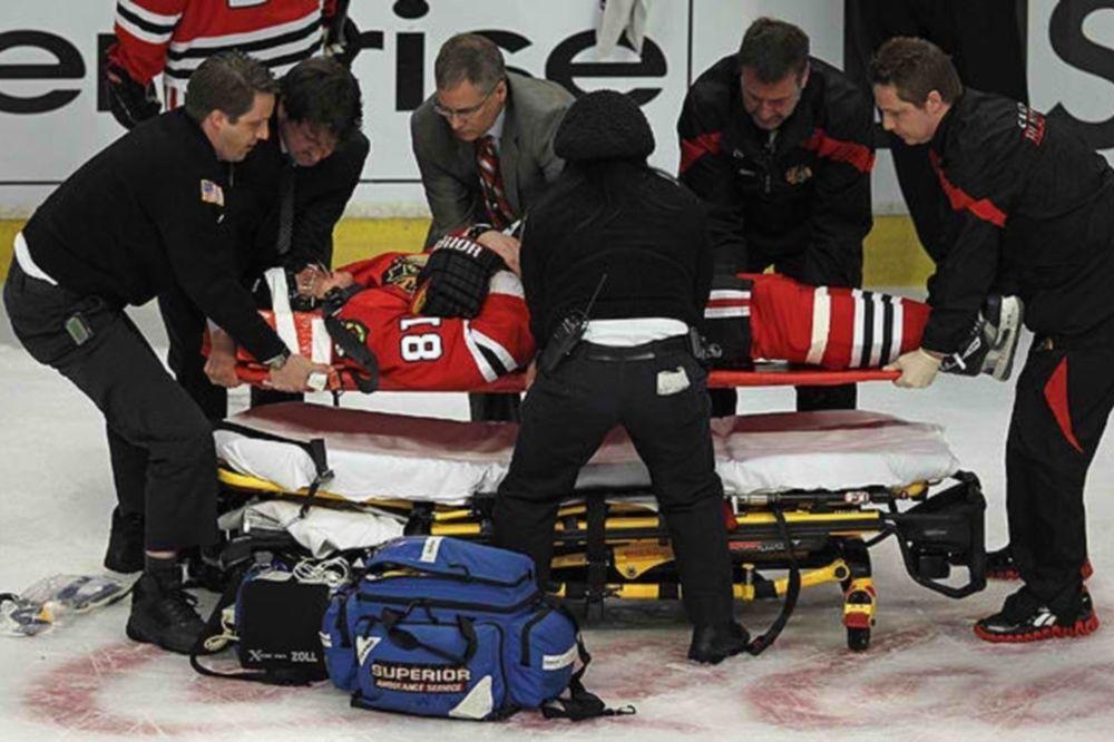 Οι «καμπάνες» συνεχίζονται στο NHL