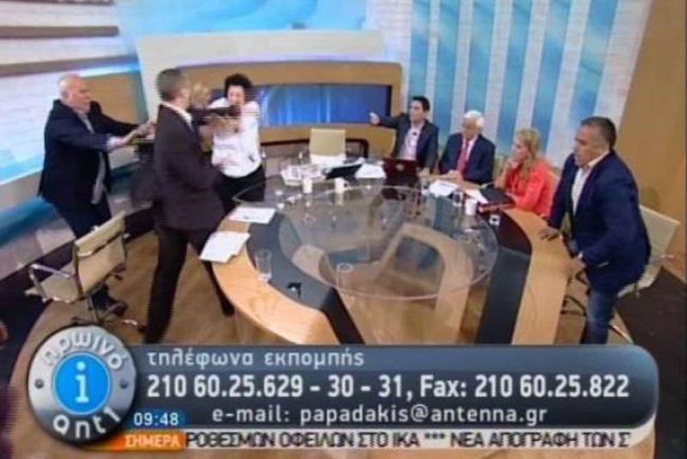 Tα... χαστούκια του Παραδείσου! (video)