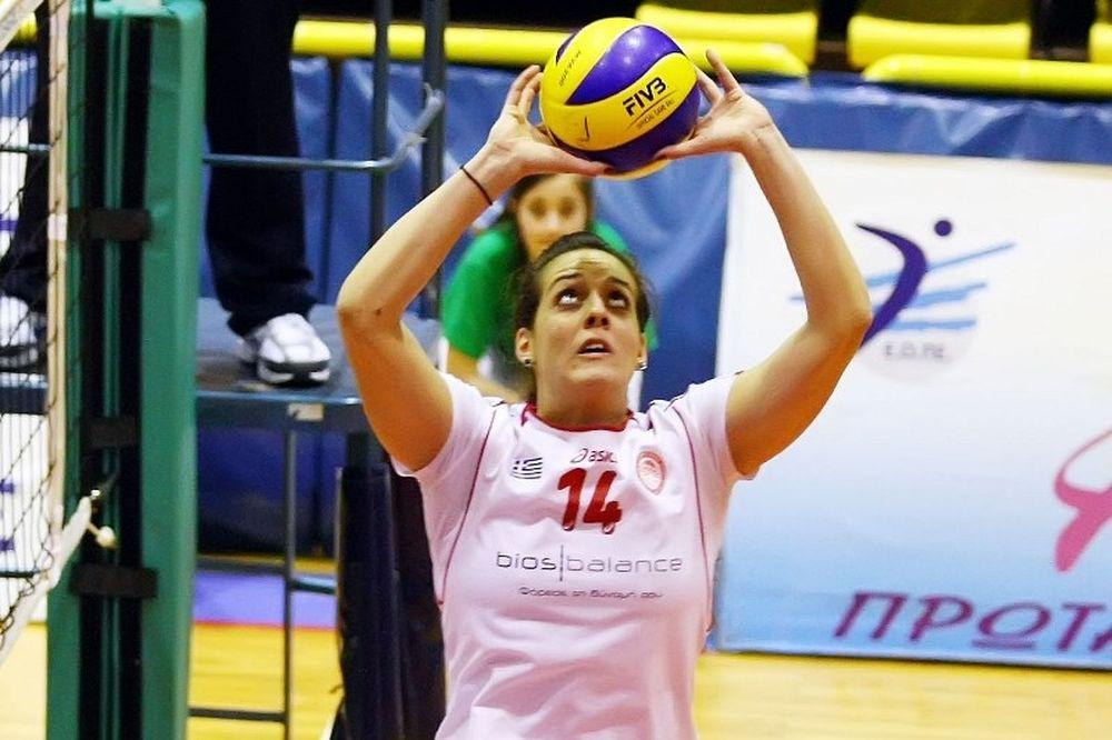 Χριστοδούλου: «Χαρά μου να παίζω για τον Ολυμπιακό»
