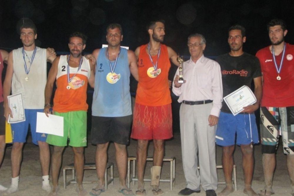 Θριαμβευτές οι Κλώνος/Κογκαλίδης στο Aegina Cup