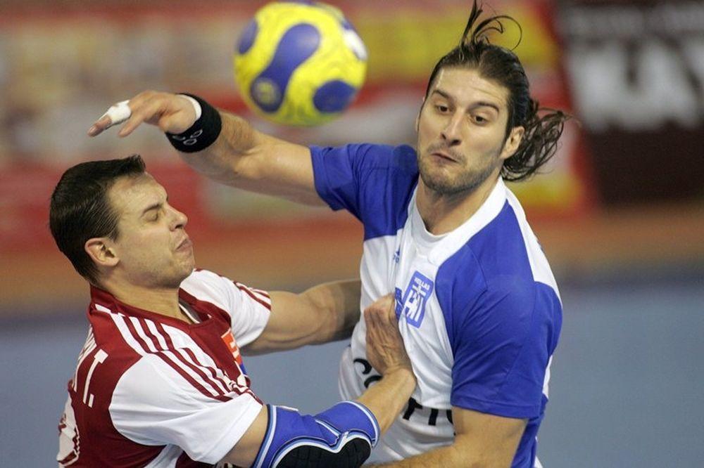 Ισοπαλία της Εθνικής χάντμπολ με Ιταλία