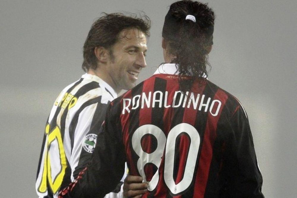 Θέλει Ντελ Πιέρο για... αντί-Ροναλντίνιο η Φλαμένγκο!