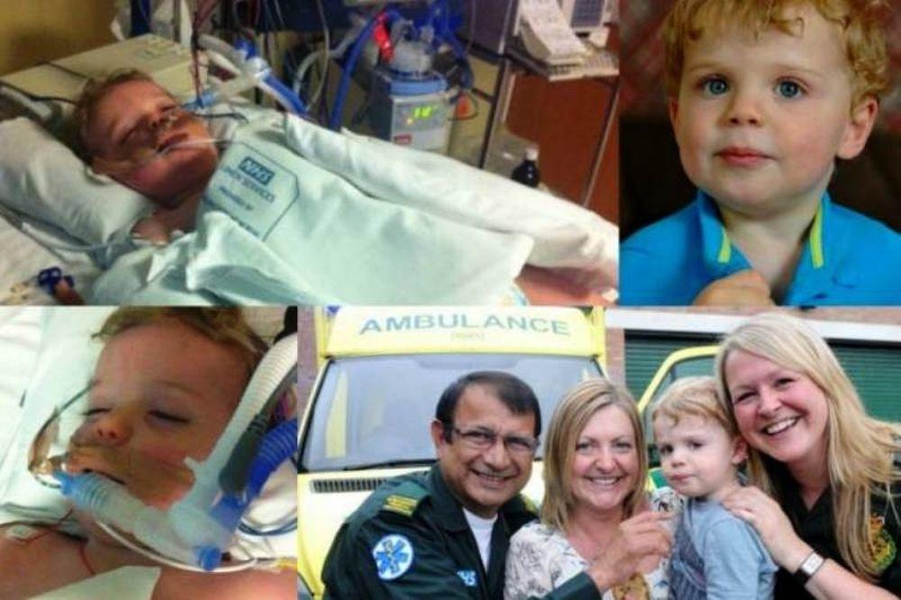 Αγοράκι επανήλθε στη ζωή 39 λεπτά αφού σταμάτησε η καρδιά του