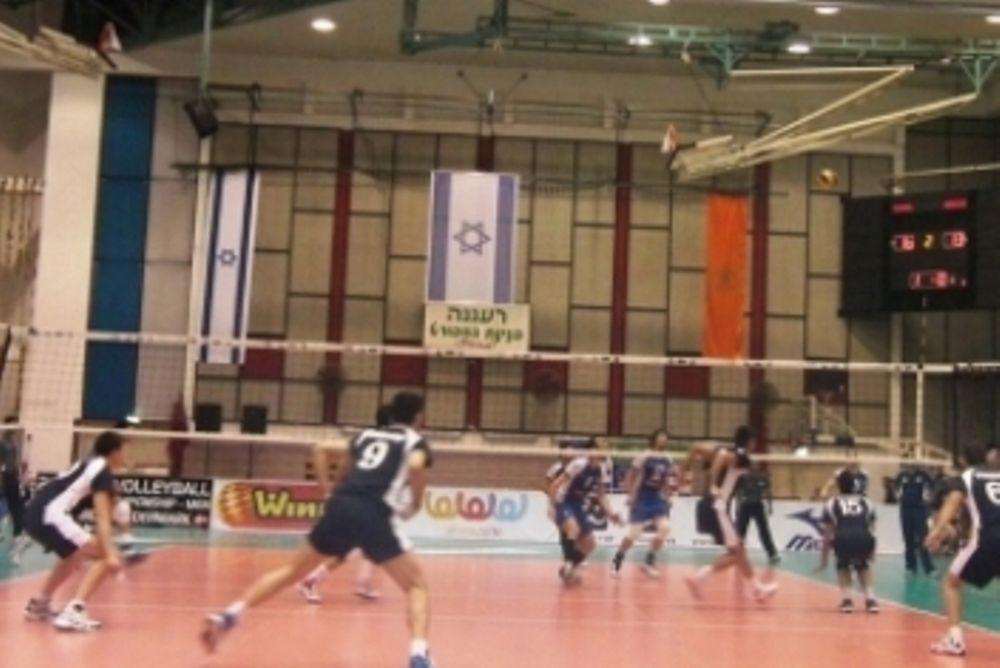 Ηττα για την Εθνική ανδρών με 3-1 από το Ισραήλ