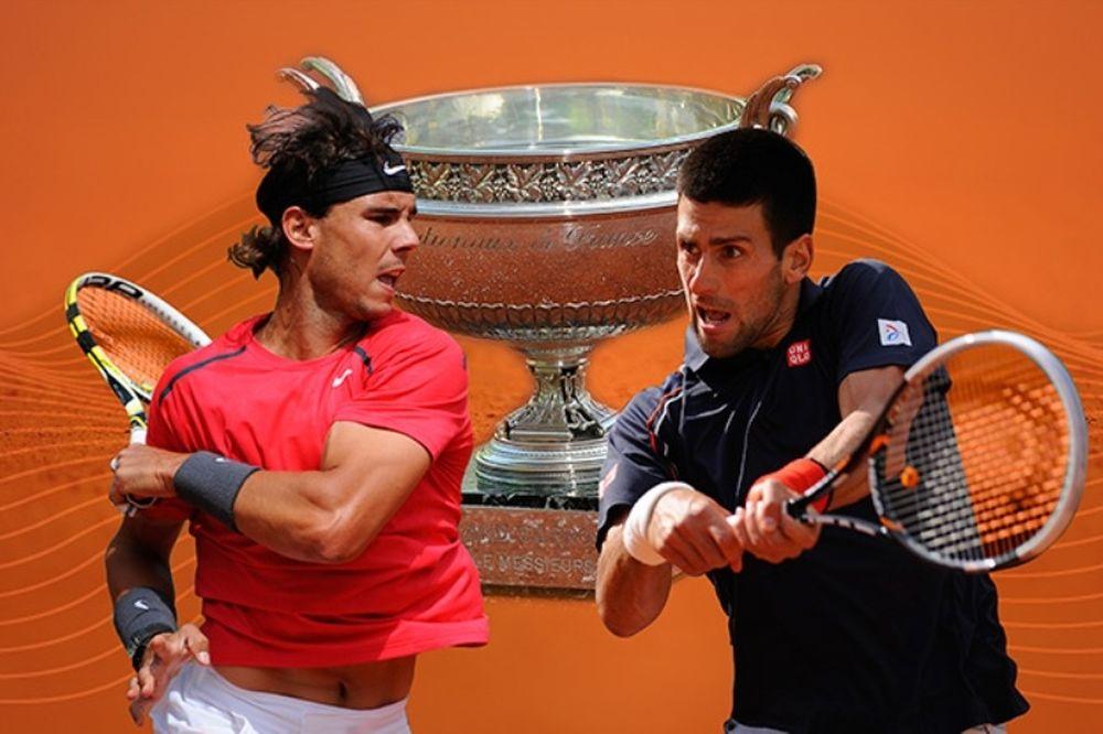 Το στέμμα έχει μόνο έναν κάτοχο στο Roland Garros!