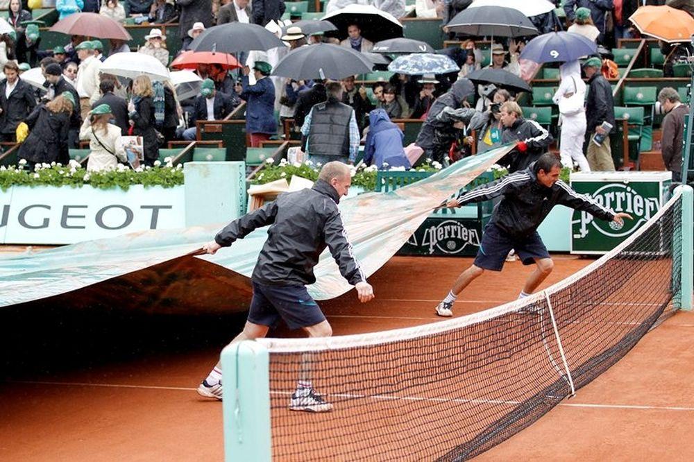 Ώρα στέψης στο Roland Garros… καιρού επιτρέποντος!