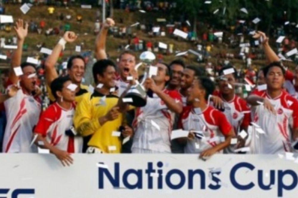 Πρωταθλήτρια Ωκεανίας η Ταϊτή