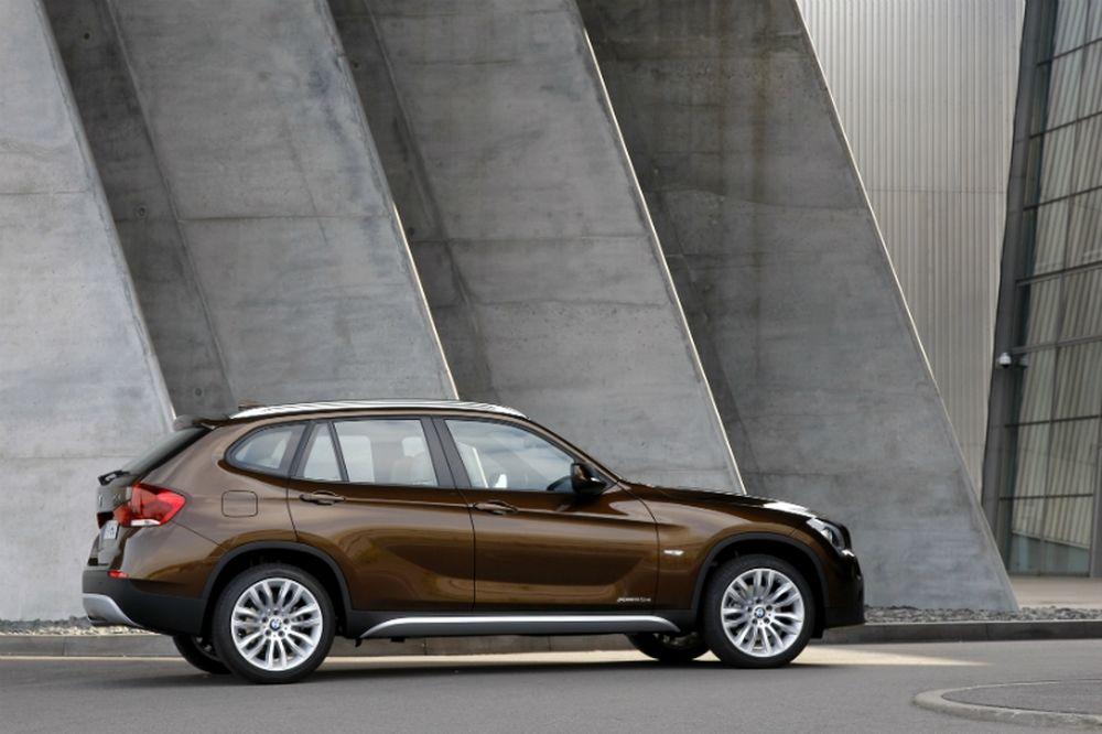 BMW X1: Προσφορά ετοιμοπαράδοτων