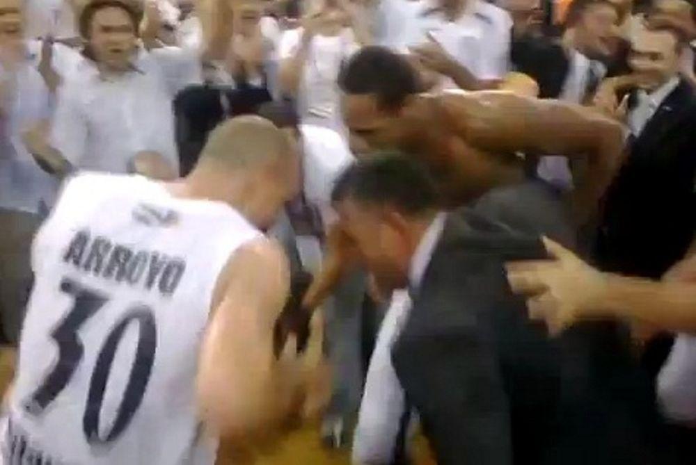 Ο χορός των Αρόγιο και Χόκινς για το πρωτάθλημα της Μπεσίκτας (video)