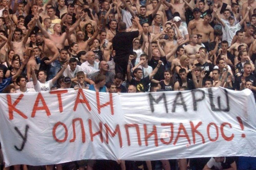 «Μην πάρετε τον Κάταϊ από τον Ολυμπιακό»!
