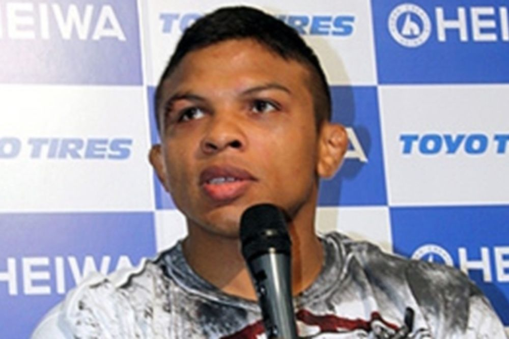 Τραυματίας και ο Bibiano Fernandes!
