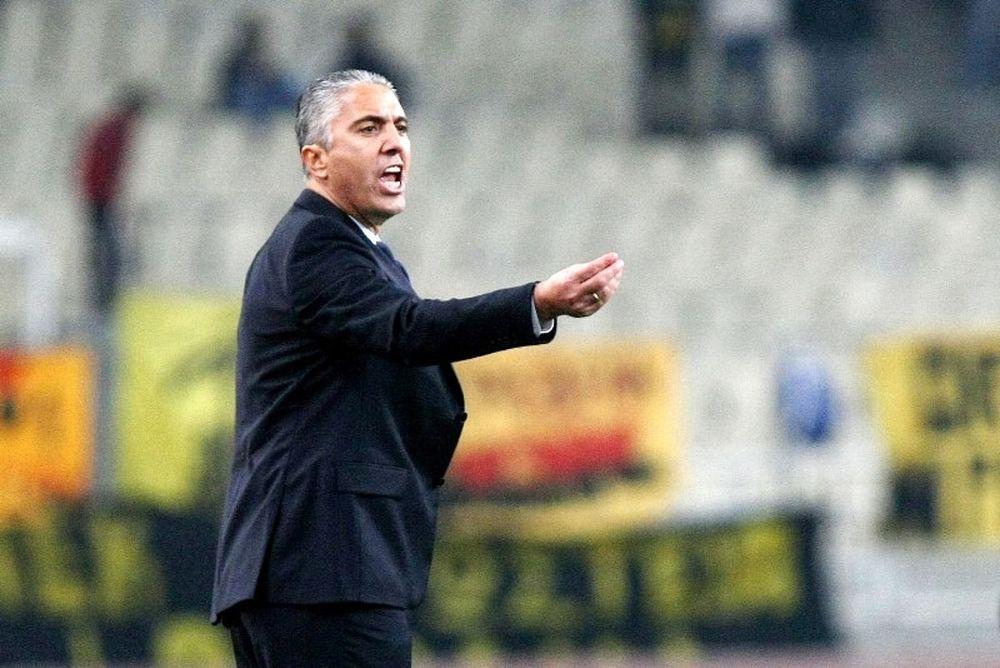 Κωστένογλου: «Δ' Εθνική ή ομάδα με νεαρά παιδιά η ΑΕΚ»