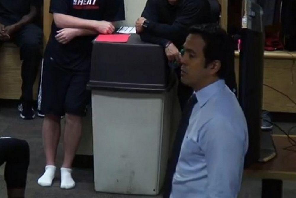 Πώς προετοιμάστηκαν Θάντερ και Χιτ για τους τελικούς (video)