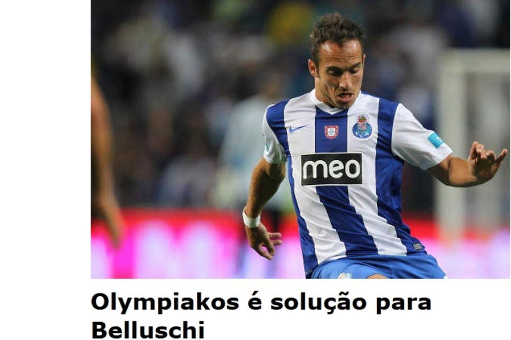 Οι Πορτογάλοι για Μπελούτσι και Ολυμπιακό!