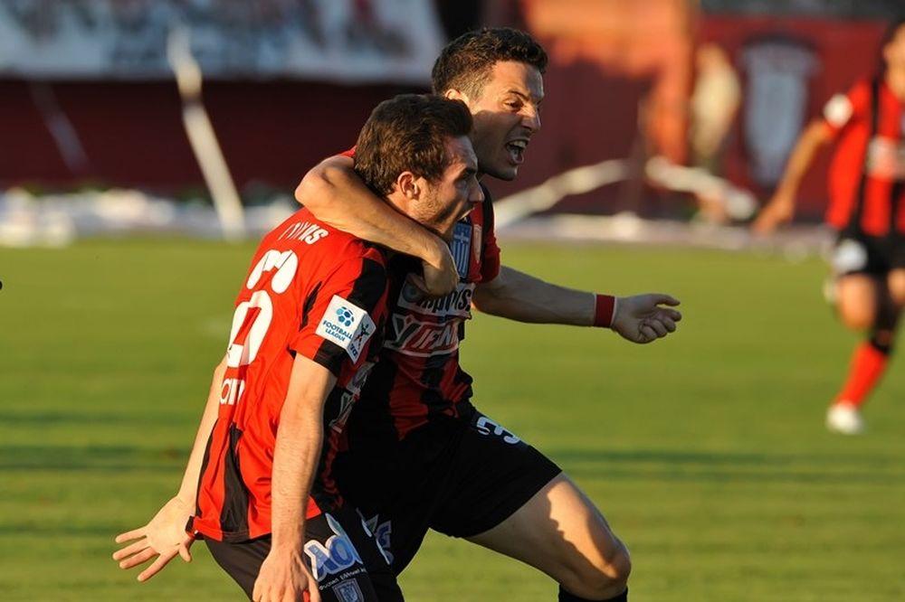Βλασόπουλος: «Ευτυχώς ήταν τηλεοπτικό το ματς»
