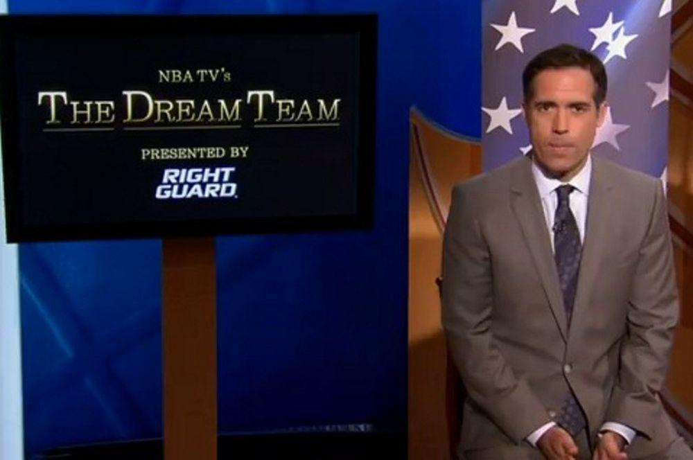 Το ντοκιμαντέρ του ΝΒΑ για την Dream Team (video)