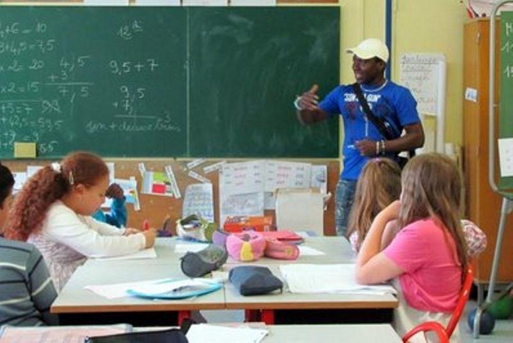 Ο... δάσκαλος Μοκακέ!