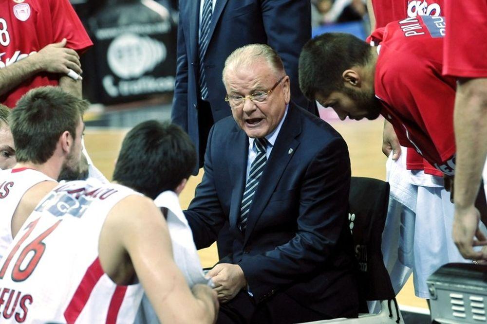 Ίβκοβιτς: «Ευχαριστώ από καρδιάς τους προέδρους»