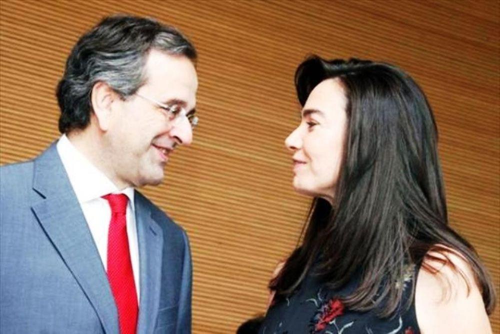 Εκλογές Ιούνιος 2012: Μπέττυ Μπαζιάνα VS Γεωργίας Κρητικού