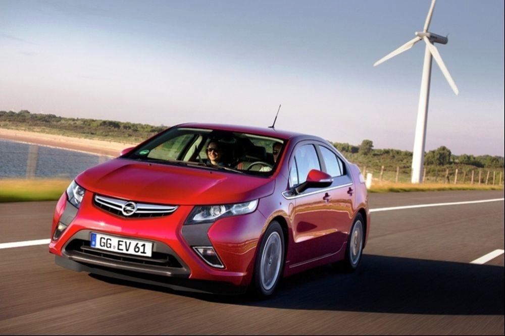 Chevrolet Volt & Opel Ampera