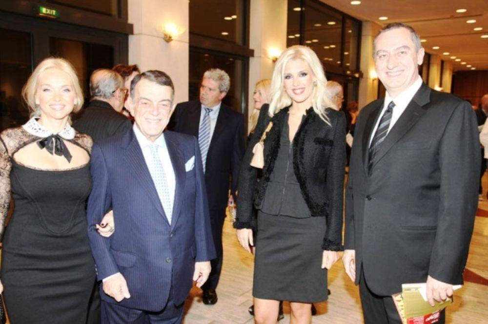 Εκλογές Ιούνιος 2012: Νικόλ Ποφάντη: Η όμορφη κυρία Μιχελάκη