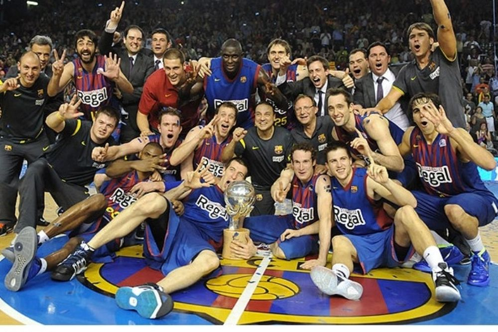 Πρωταθλήτρια Ισπανίας η Μπαρτσελόνα!