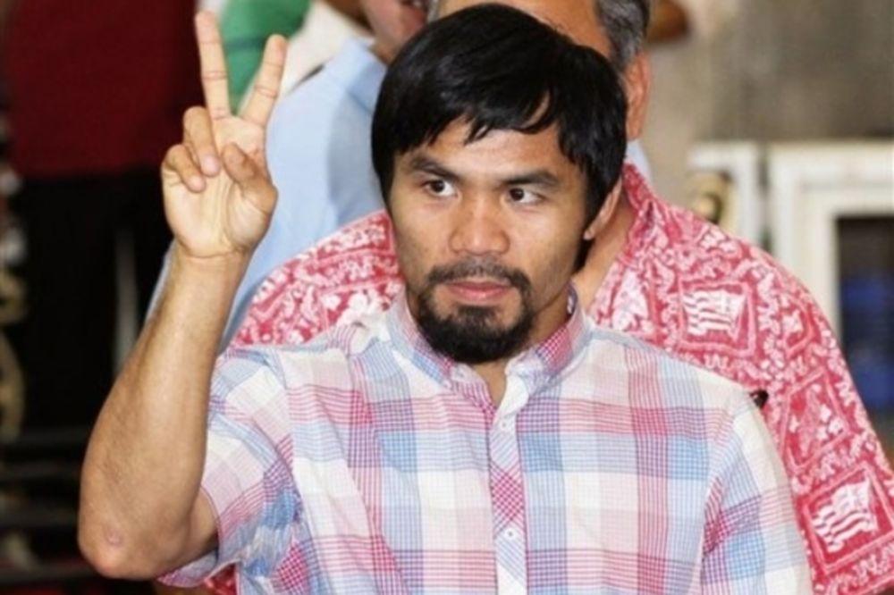 Επιστροφή του Manny Pacquiao στις Φιλιππίνες