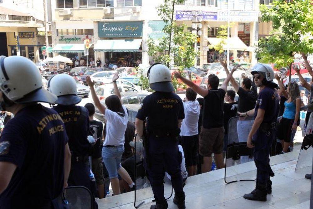 ΠΑΟΚ: Οι συλληφθέντες ευχαριστούν για τη στήριξη