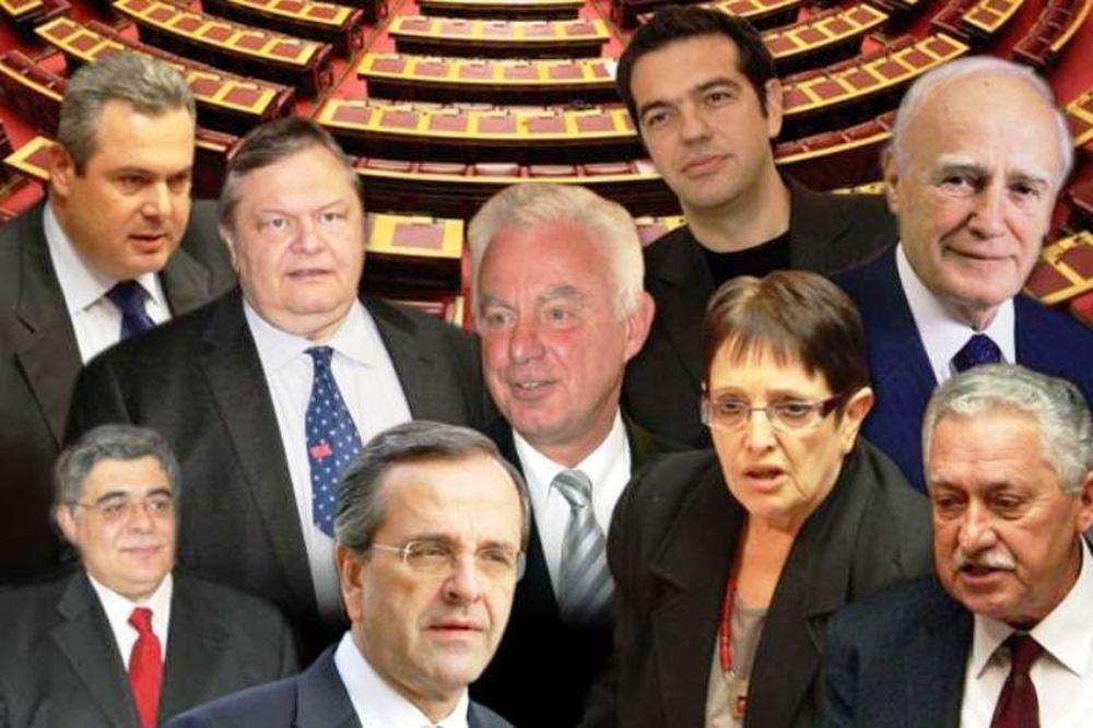 Βουλευτικές εκλογές 2012: Πού ψηφίζουν οι πολιτικοί αρχηγοί
