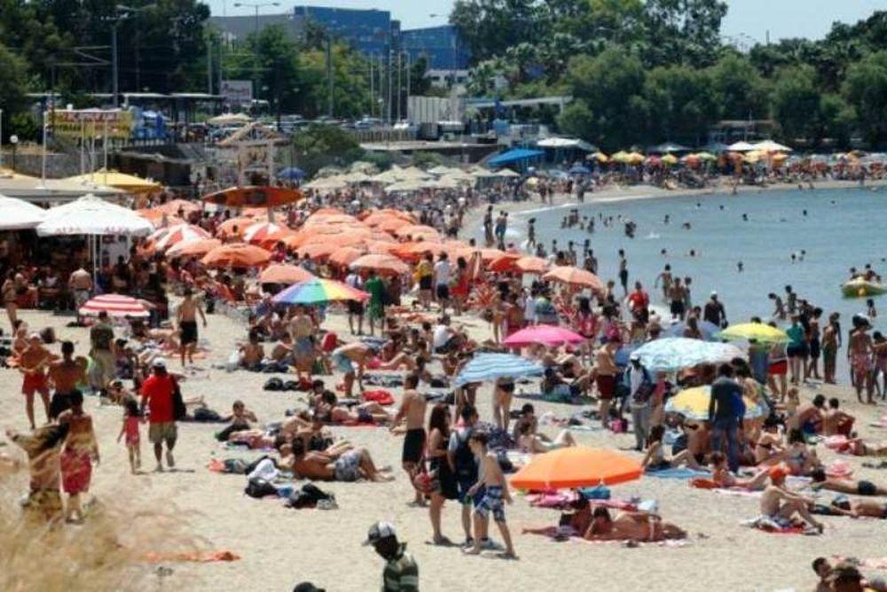 Οι Αθηναίοι ψήφισαν… παραλία δαγκωτό!