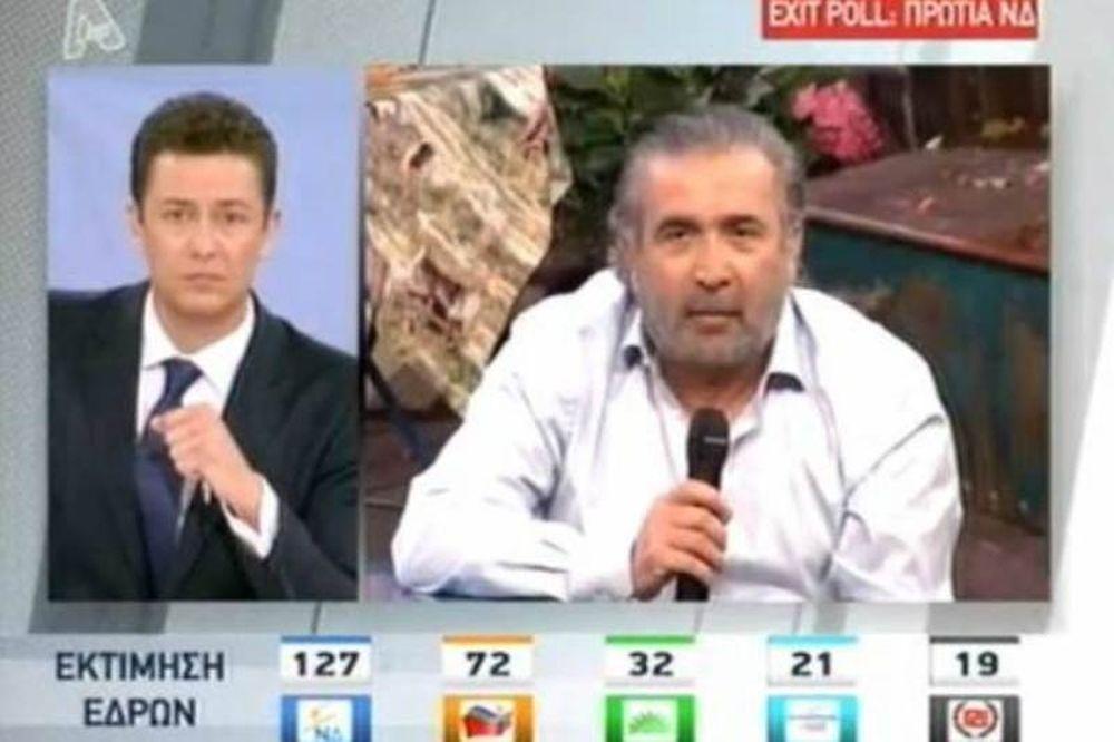 Λάκης Λαζόπουλος: Την ψήφο και το χέρι των Ελλήνων κρατούσε η Μέρκελ (video)