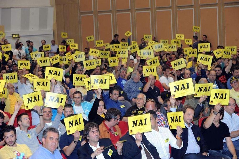 Άρης: Ένταση διεργασιών ενόψει εκλογών της «Κοινωνίας των Μελών»