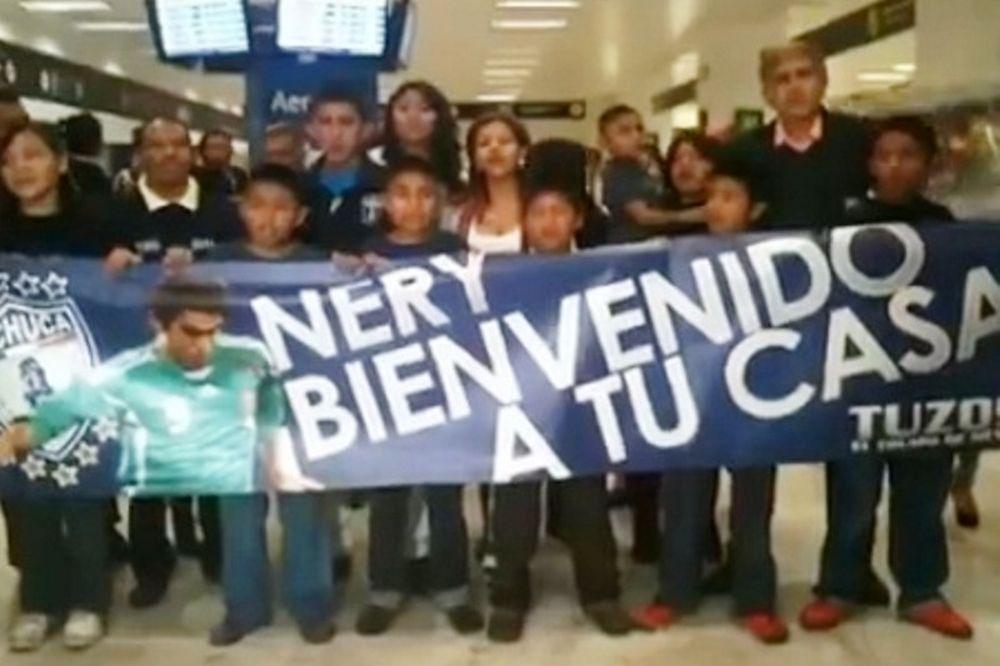«Νέρι καλώς ήρθες στο σπίτι σου» (video)
