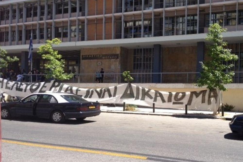 Προφυλακιστέοι άλλοι τέσσερις οπαδοί του ΠΑΟΚ