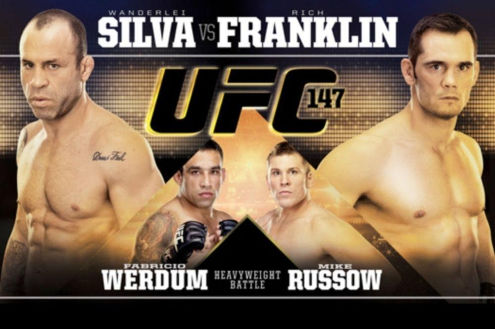 Το... καταραμένο UFC 147