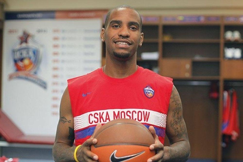 ΤΣΣΚΑ Μόσχας: Μετά τον Μεσίνα, ο Τζάκσον!