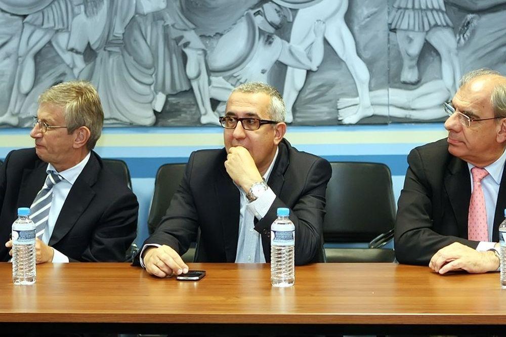 Σταυρόπουλος: «Στηρίζει το νέο πρόεδρο ο Ολυμπιακός»