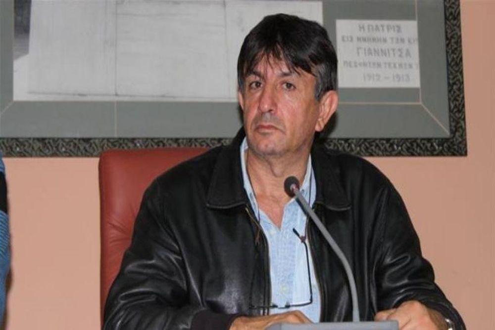 Ψάχνει στηρίγματα ο Καραογλανίδης στα Γιαννιτσά