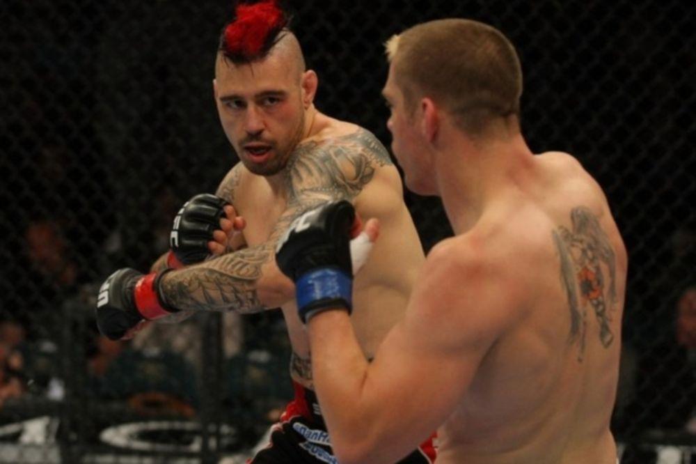 Δύο ακόμα Βρετανοί στο UFC on Fuel TV 5