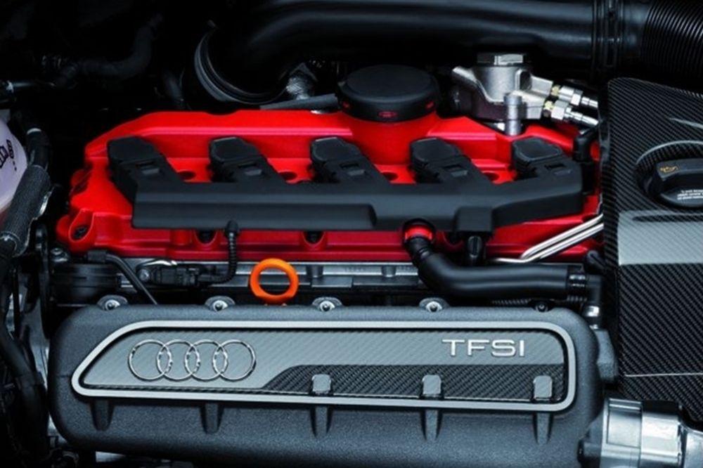 Audi 2.5 TFSI: Κινητήρας της χρονιάς 2012