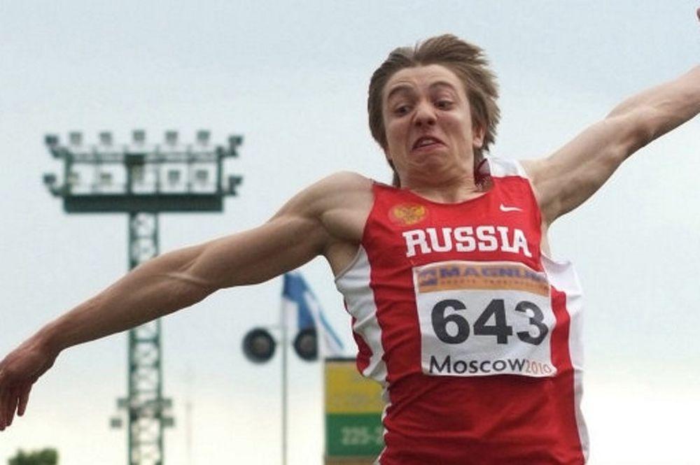 Παγκόσμιο ρεκόρ στο μήκος ο Μοργκούνοφ