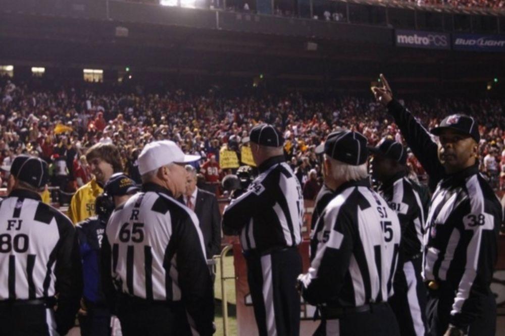 Μήνυση των διαιτητών στο NFL
