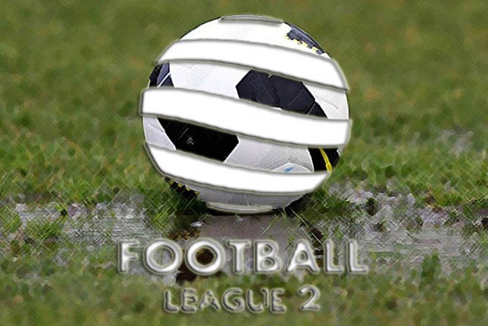 Σέντρα στα play off της Football League 2
