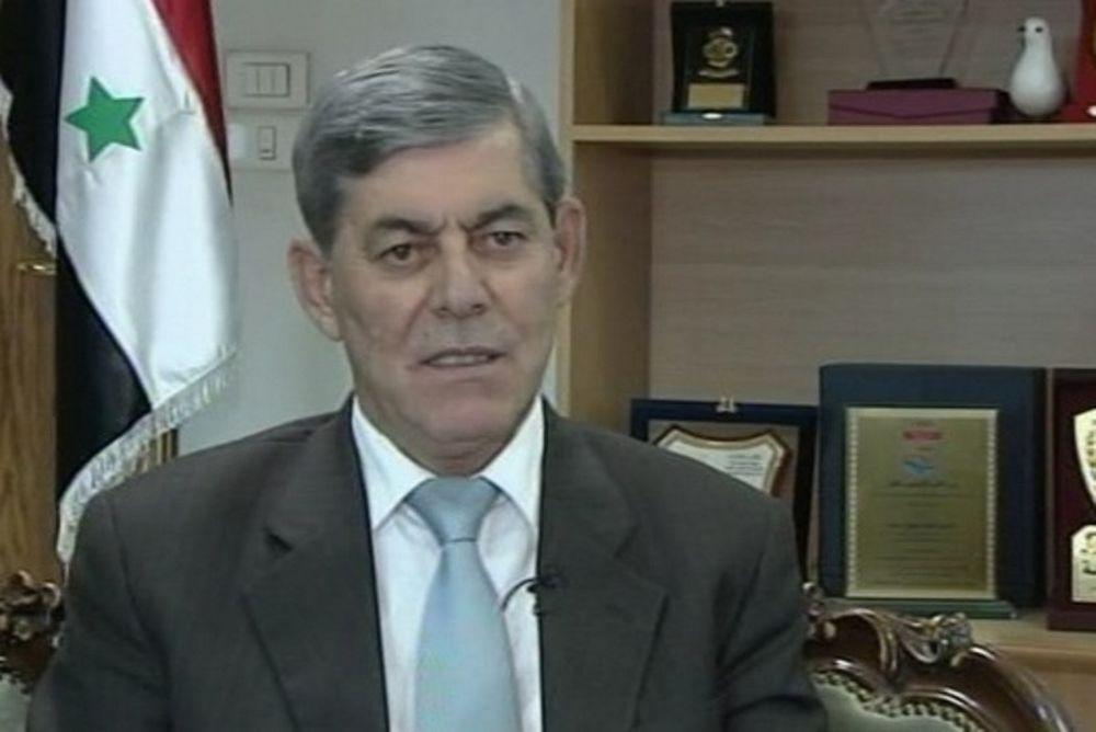 Λονδίνο 2012: «Άκυρο» στον πρόεδρο της Ολυμπιακής Επιτροπής της Συρίας από Βρετανία