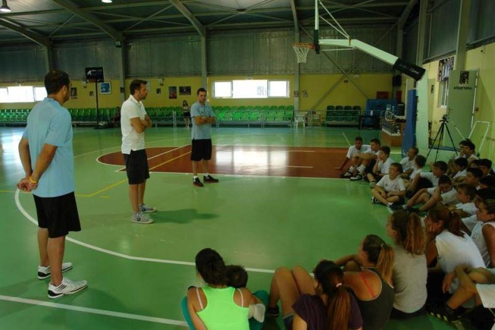 Ο Παπαλουκάς στο camp του Καϊμακόγλου (photos)